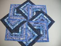 Blue Strata Star